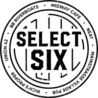 Select Six logo