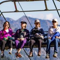 Stevens Pass Chairlift