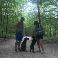 Jasper & Maggie