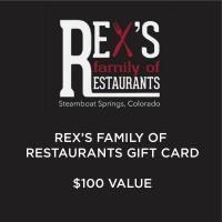 REX'S FAMILY OF RESTAURANTS
