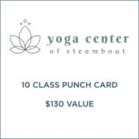YOGA CENTER OF STEAMBOAT
