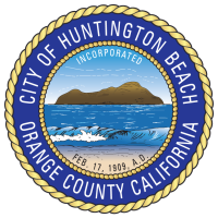 City of Huntington Beach Logo