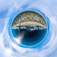 SkyNAV Kure Beach Planet