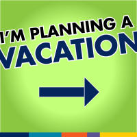 I'm planning a vacation