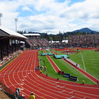 Hayward Field by Kayla Kremply