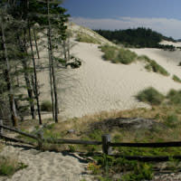 Oregon Dunes hike by Traci Williamson