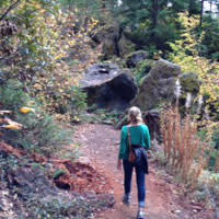 Hiking the Cascade Mountains