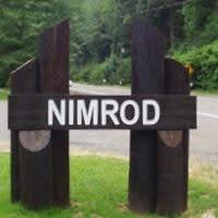 Nimrod Oregon Sign