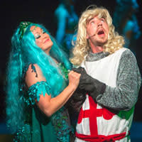 Spamalot at Cottage Theatre by Matt Emrich