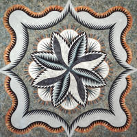 Quilt square from Rochester's Quilt Fest