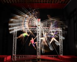 Streb Extreme Action Company in movement
