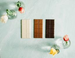 Spring New Flavors - Seattle Chocolates