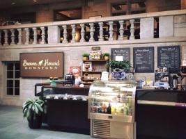 Brown Hound Restaurant at the Memorial Art Gallery