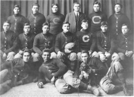 Carlisle Indian School Football Team 1911