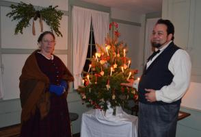 Genesee Country Village & Museum shows what the holidays were like in the 19th century
