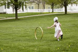 Hoop Game at GCVM