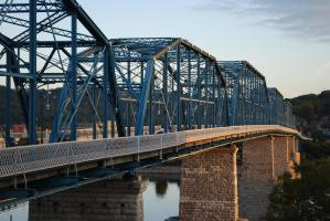 A. Walnut Street Bridge Day