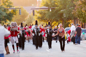 UGA Homecoming Parade