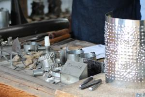 Tinsmith workshop at GCVM