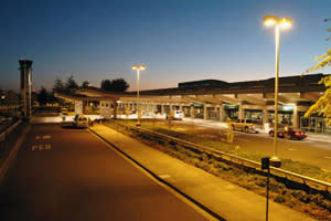 The Eugene Airport is easy to navigate and offers plenty of affordable parking
