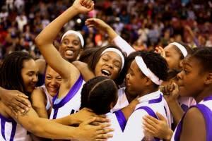 NCAA Women's Basketball game