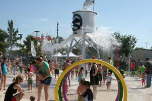 founders park splash pad
