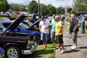 Ticonderoga Area Car Show 2