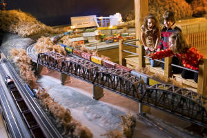 Brandywine Christmas Trains