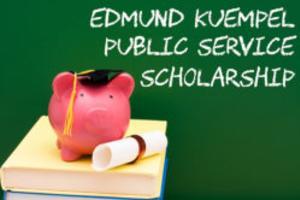 Edmund Kuempel Scholarship