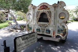 Conservation Plaza Wurlitzer Organ