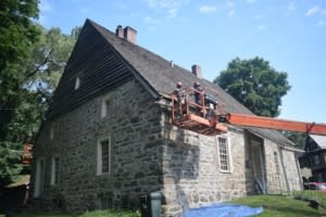 Historic Huguenot Street Renovation
