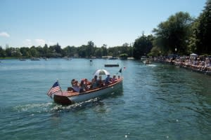 Skaneateles Antique Boat Show