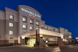 SpringHill Suites by Marriott- Tourist Class Vancouver, WA Hotels- GDS  Reservation Codes: Travel Weekly