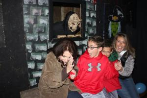 Yell out loud at Haunted Hargrave Hall  (Credit: Danville Parks & Recreation)
