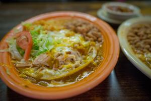 New Mexican Food Barelas Coffee House