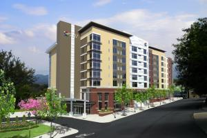 Hyatt Place Rendering