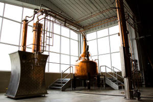 Huber's Starlight Distillery