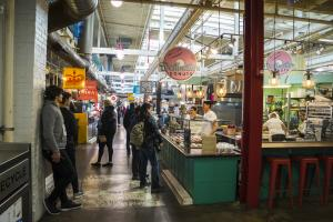 North Market Interior