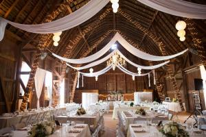 Wingate Barn Wedding