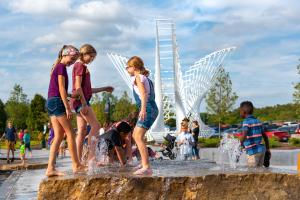 Kids' Canal at Promenade Park