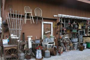 Antiques in LaGrange County