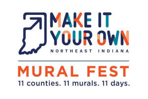 Make It Your Own Mural Fest