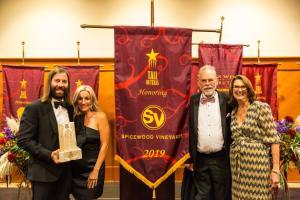 Texas Wine Tribute Award Recipients