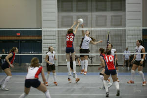 Vollyball Pontchartrain Center
