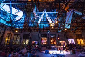 Basilica Hudson 24-HOUR DRONE