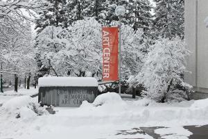 Schweinfurth Art Center - Winter