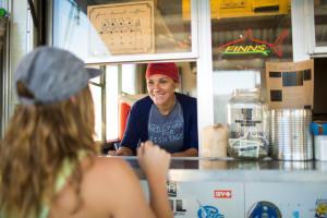 Finn's food truck