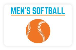 adult softball league icon