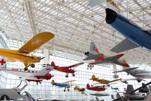 See dozens of planes at the Museum of Flight