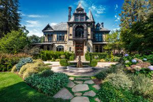 Historic Rhine House at Beringer